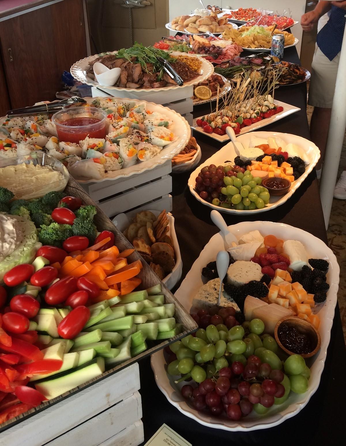 Cat - Buffet Table