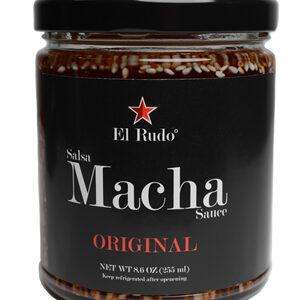 El Rudo Salsa Macha Original