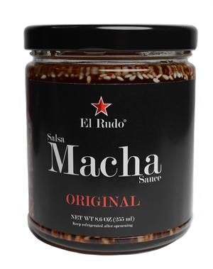 El Rudo Salsa Macha - Original