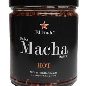 El Rudo Salsa Macha Hot